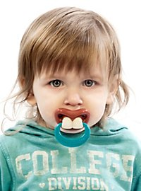 Two Front pacifier