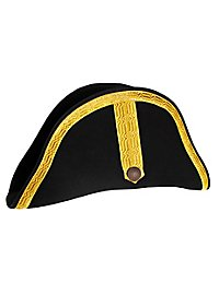 Two Pointed Napoleon Hat