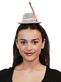 Tyrolean Mini-Hat