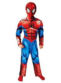 Ultimate Spider-Man kid's costume