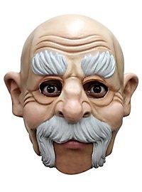 Onkel Fritz kinnlose Maske