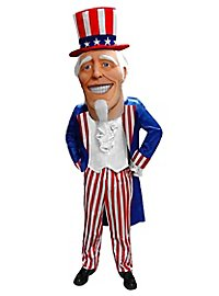 Uncle Sammy Mascot