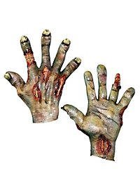 Undead Hands green