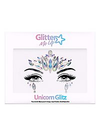 Unicorn Glitz Face Jewels face jewelry
