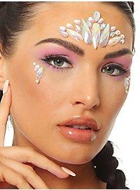 Unicorn Glitz Face Jewels Gesichtsschmuck
