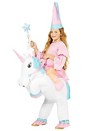 Unicorn inflatable kid's costume