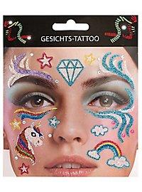 Unicorn Tattoo Glue