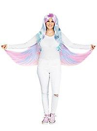 Unicorn wing cloth