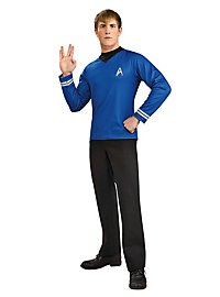 Uniforme bleu Star Trek