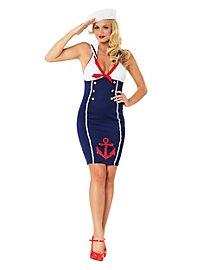 Uniforme de femme marin