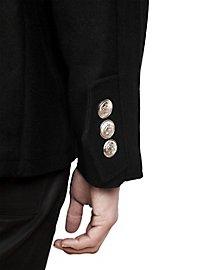 Uniformjacke schwarz