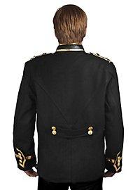 Uniformrock schwarz
