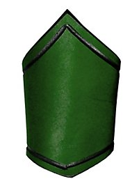 Lederarmband - Abenteurer grün