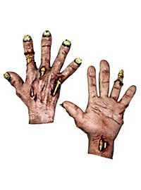 Untotenhände hautfarben