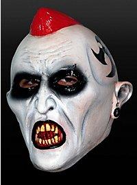 Untoter Punk Maske aus Latex