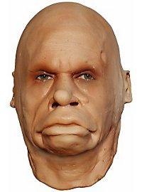 Urmensch Maske aus Schaumlatex