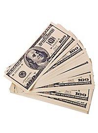US Dollar Spielgeld