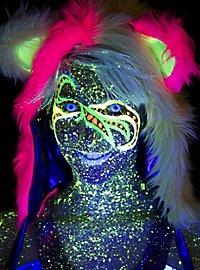 UV bleu Lentilles de contact
