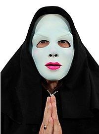 UV Geisternonne Maske