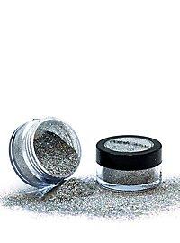UV Glitzer Shaker silber