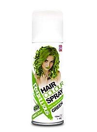 UV Haarspray grün