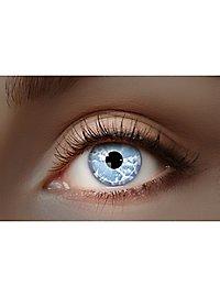 UV Weißer Diamant Kontaktlinsen