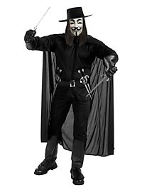V for Vendetta Guy Fawkes Costume