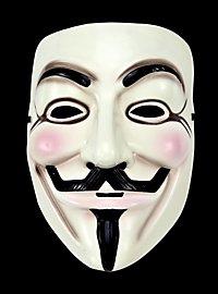 V wie Vendetta Guy Fawkes Maske