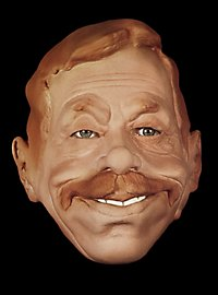 Vaclav Havel Masque en mousse de latex