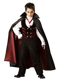Vampire Boy Child Costume