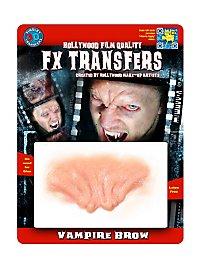 Vampire Brow 3D FX Transfers