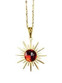 Vampire Necklace Sun