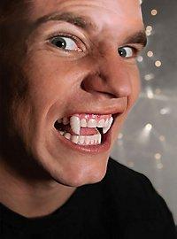 Vampire teeth Spiral