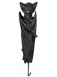 Vampirfledermaus animierte Halloween Deko