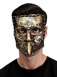 Venetian Carnival Mask gold