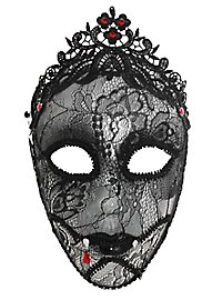 Venetian Mask with Lace