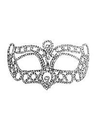 Venetian rhinestone mask Laura