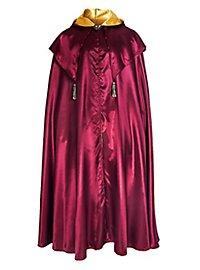 Venezianischer Umhang rot