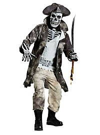 Verfluchter Pirat Kostüm
