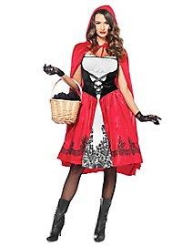 Verführerisches Rotkäppchen Kostüm