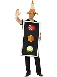 Verkehrsampel Kostüm
