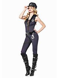 Verkehrspolizistin Kostüm