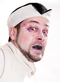 Vernis pour dents noir