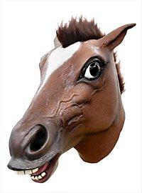Pferdemaske Verrückter Gaul