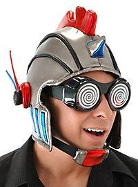 Verrückter Wissenschaftler Helm