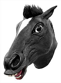 Pferdemaske Verrücktes Ross