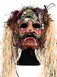 Vertumnus Leather Half Mask