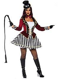 Verwegene Zirkusdirektorin Kostüm