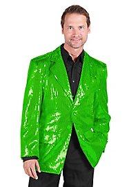 Veste d'animateur verte