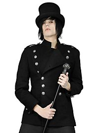 Veste d'uniforme gothique